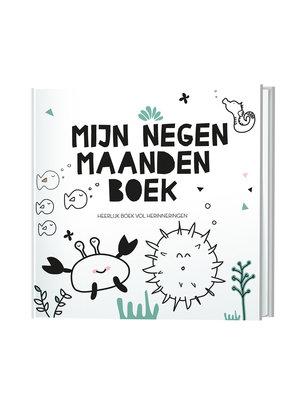 Lantaarn Publishers Mijn negenmaanden boek