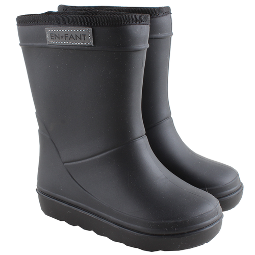 Enfant Thermo Boot - Black
