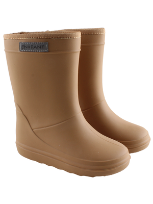 Enfant Thermo Boot - Gold - Yellow