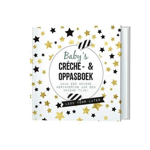 Lantaarn Publishers Baby's crèche- en oppasboek
