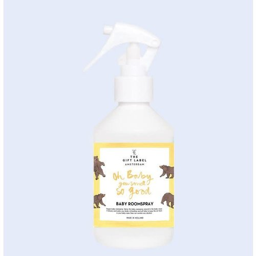 The Gift Label Baby Room spray 250ml - Baby you smell so good