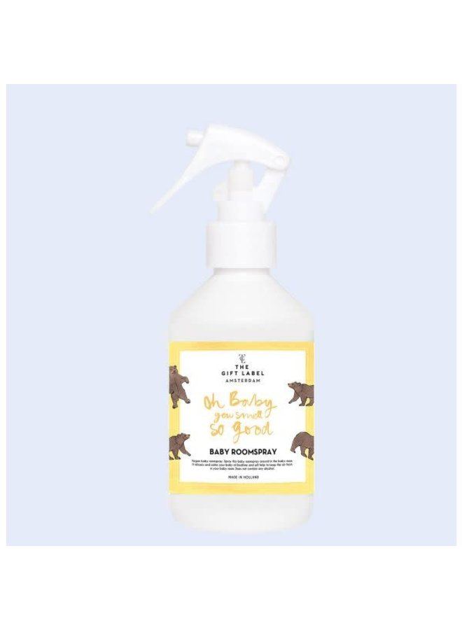 Baby Room spray 250ml - Baby you smell so good