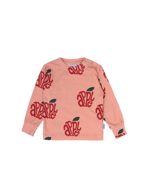 One Day Parade Longsleeve - Pink Apple