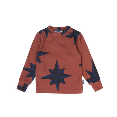 One Day Parade Longsleeve - Blue Compass