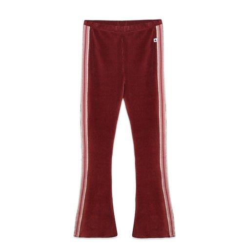 Ammehoela Liv Mommy - Pants - Bordeaux