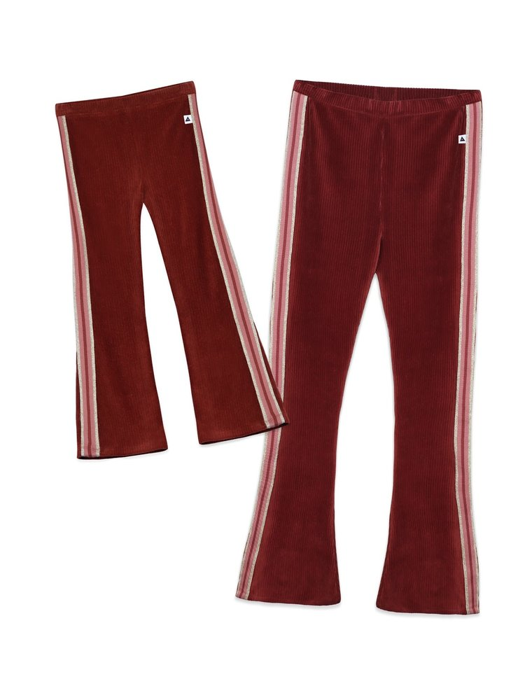 Ammehoela Liv Mommy - Pants - Bordeaux