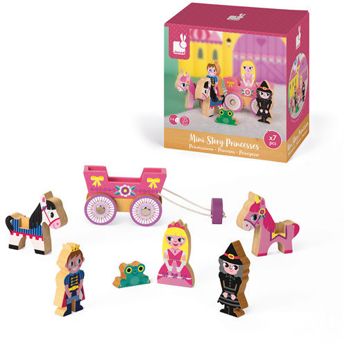 Janod Story Mini - Prinses