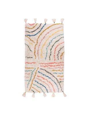 Kids Depot Berber Kleed Pastel