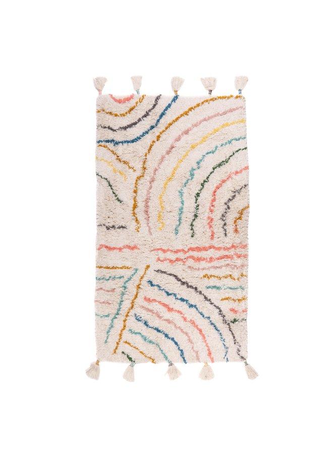 Berber Kleed Pastel