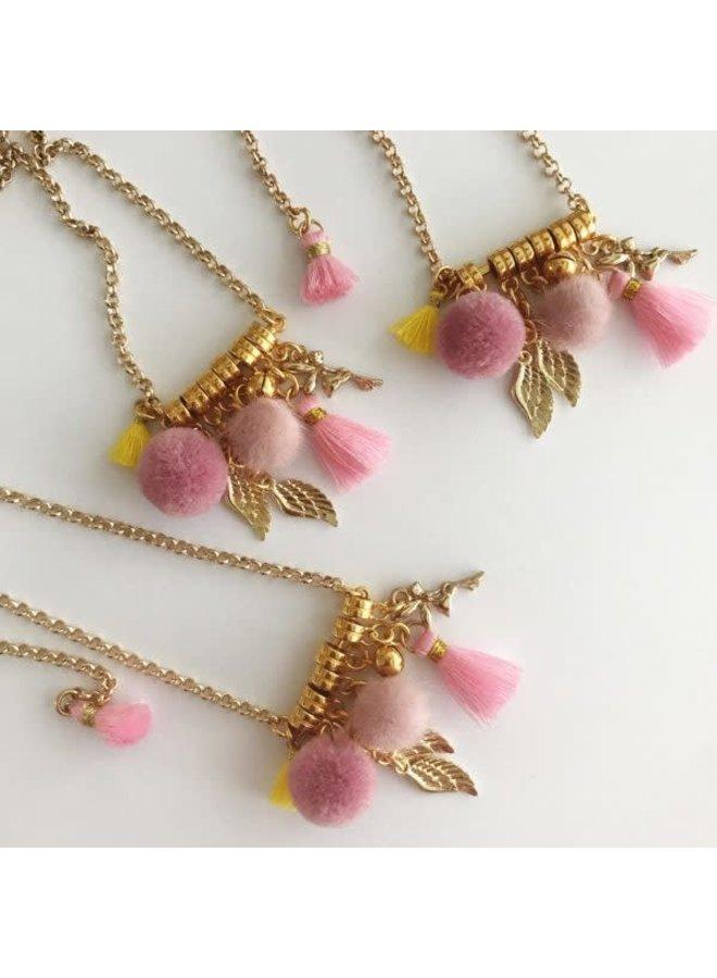 Gouden Ketting Engel