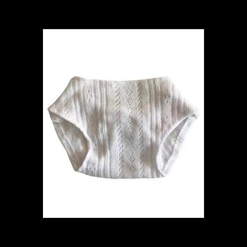Minikane Culotte White Gordis
