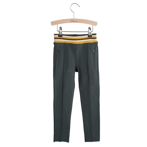 Little Hedonist Track Pants Marley Pirate Black