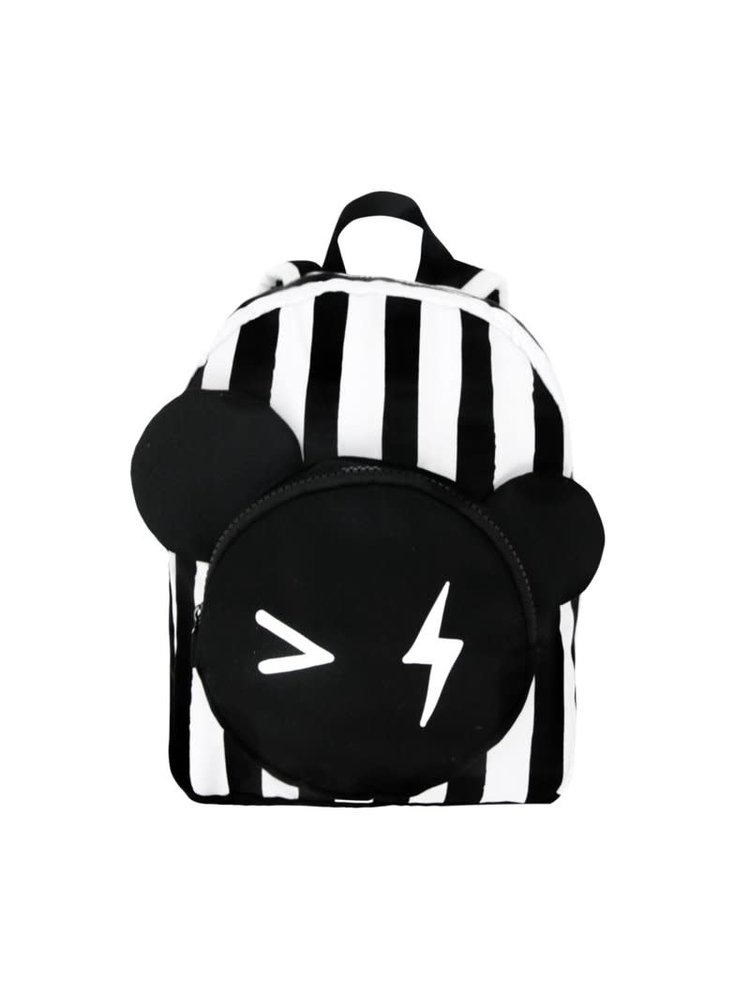 VanPauline Backpack Bear Stripe Small