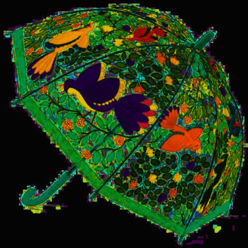 Djeco Paraplu - Bloemen en Vogels - DD04804
