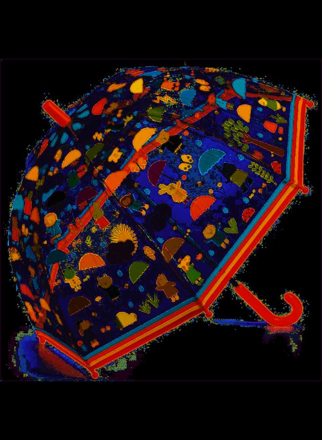 Paraplu - In De Regen - DD04809