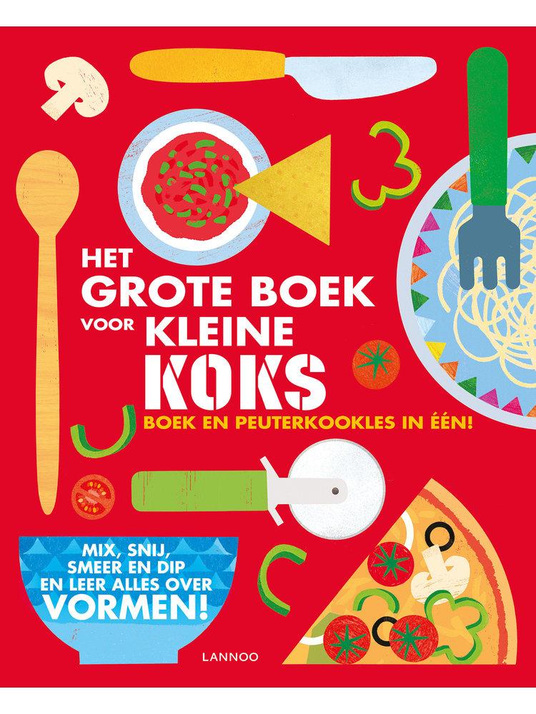 Lannoo Lannoo - Het grote boek voor kleine koks