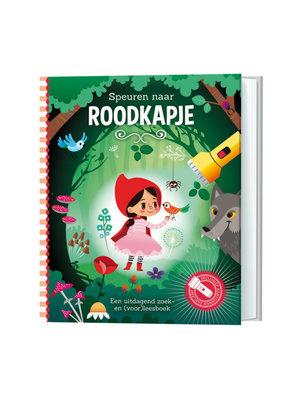 Lantaarn Publishers Zoekboek - Speuren naar Roodkapje