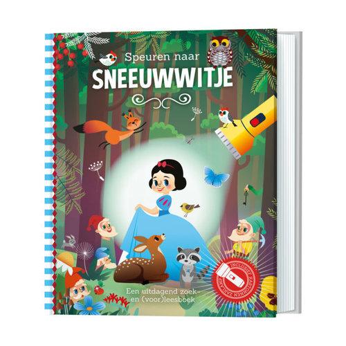 Lantaarn Publishers Zoekboek - Speuren naar Sneeuwwitje