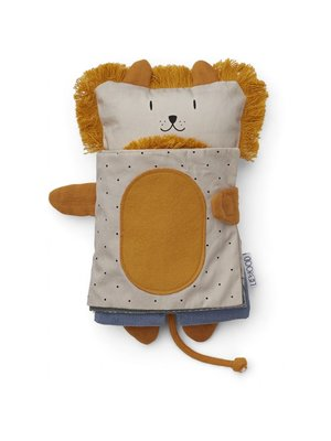Liewood Karlo Sensory Book - Lion Mix