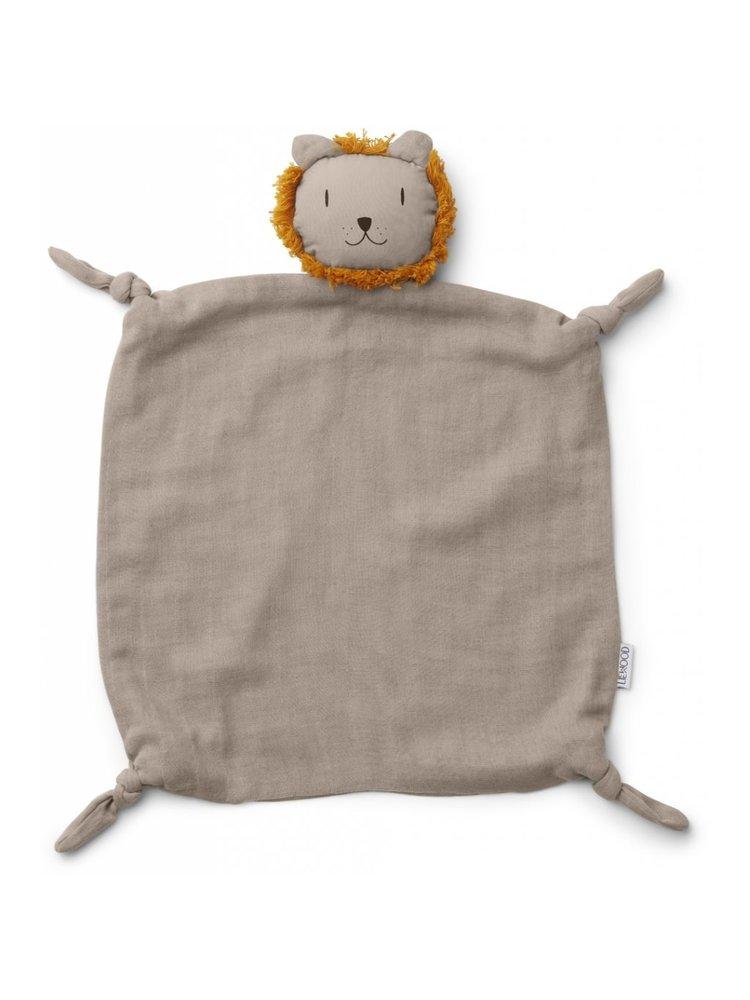 Liewood Agnete / Cuddle Cloth - Lion Stone Beige
