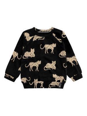 Your Wishes Sweatshirt - Wild Cheetahs