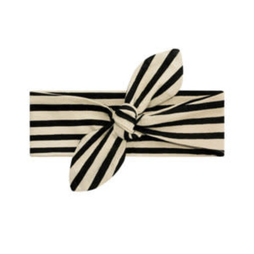 Your Wishes Headband - Stripes Nude