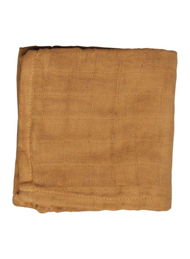 Muslin Cloth - Dark Fawn