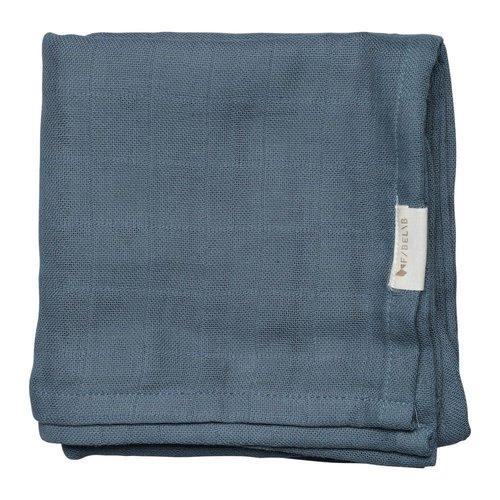 Fabelab Muslin Cloth - Dark Sea