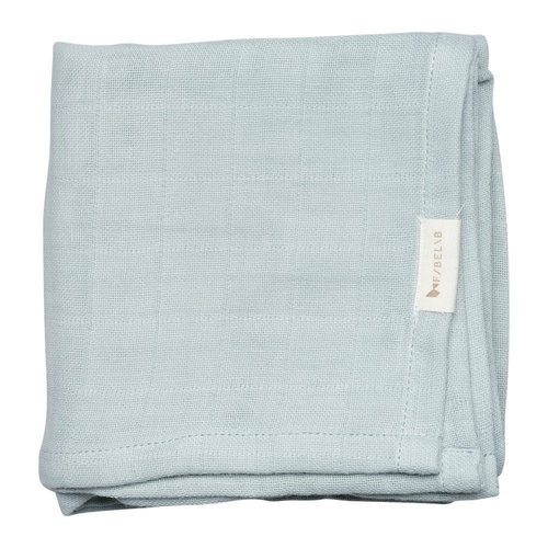 Fabelab Muslin Cloth - Light Sea