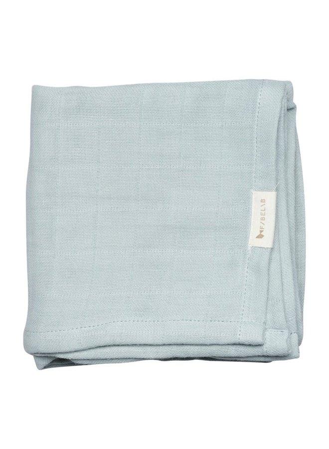 Muslin Cloth - Light Sea