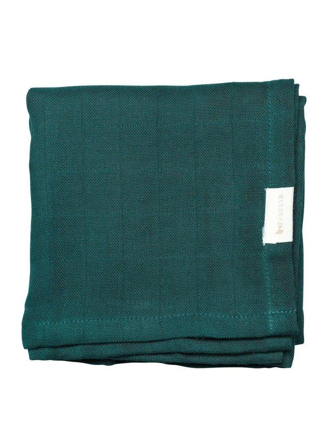 Muslin Cloth - Dark Sprout
