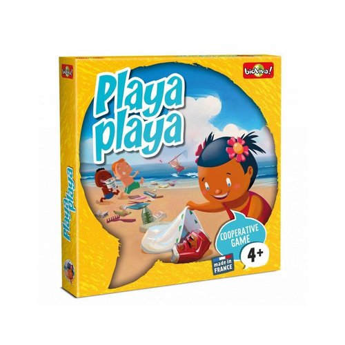 Bioviva Playa Playa Samenwerkingsspel