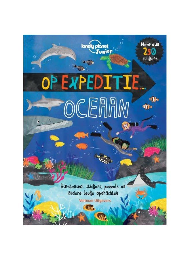 Op Expeditie - Oceaan
