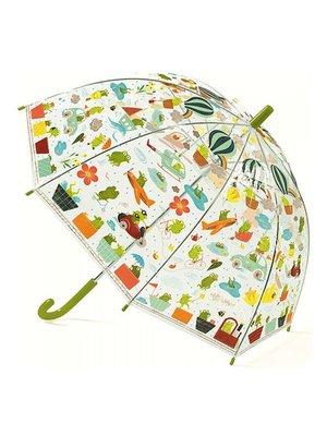 Djeco Paraplu - Kikkers - DD04808