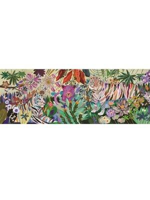 Djeco Puzzel - Regenboog Tijgers (1000st) - DJ07647