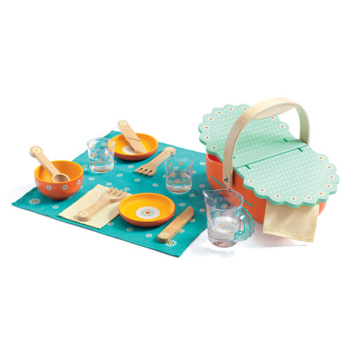 Djeco Role play - My picnic - DJ06527