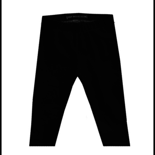 Your Wishes Legging - Solid Black