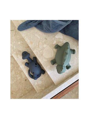 Liewood Algi Bath Toys 2 Pack - Blue mix