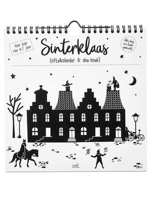 Zoedt Sinterklaas aftelkalender en doe-boek