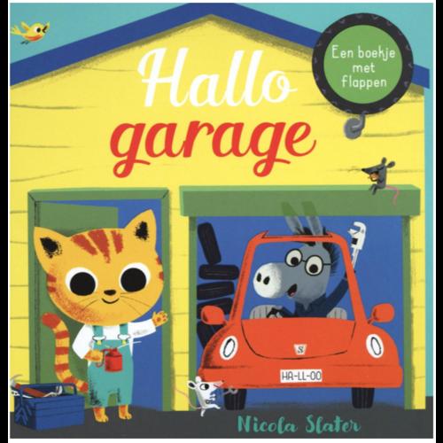 Gottmer Hallo Garage - Nicole Slater