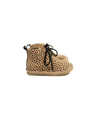 Mockies Kids Boots - Speckle Sand