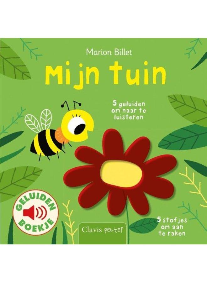 Marion Billet - Mijn Tuin (geluidenboekje)