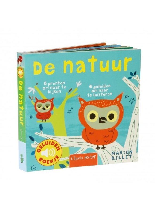 Marion Billet - Natuur (geluidenboekje)