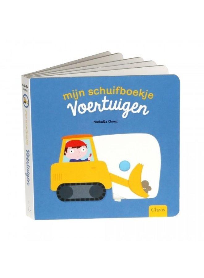 Nathalie Choux - Voertuigen (mijn schuifboekje)
