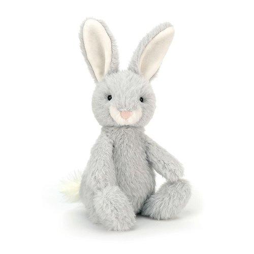 Jellycat Nibbles Silver Bunny