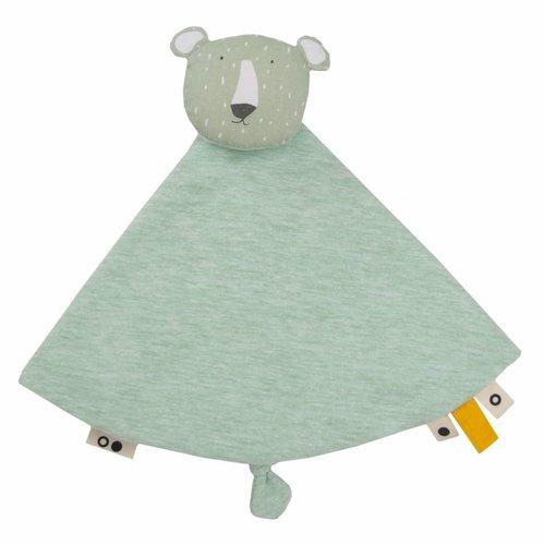 Trixie Baby knuffeldoekje - Mr. Polar bear