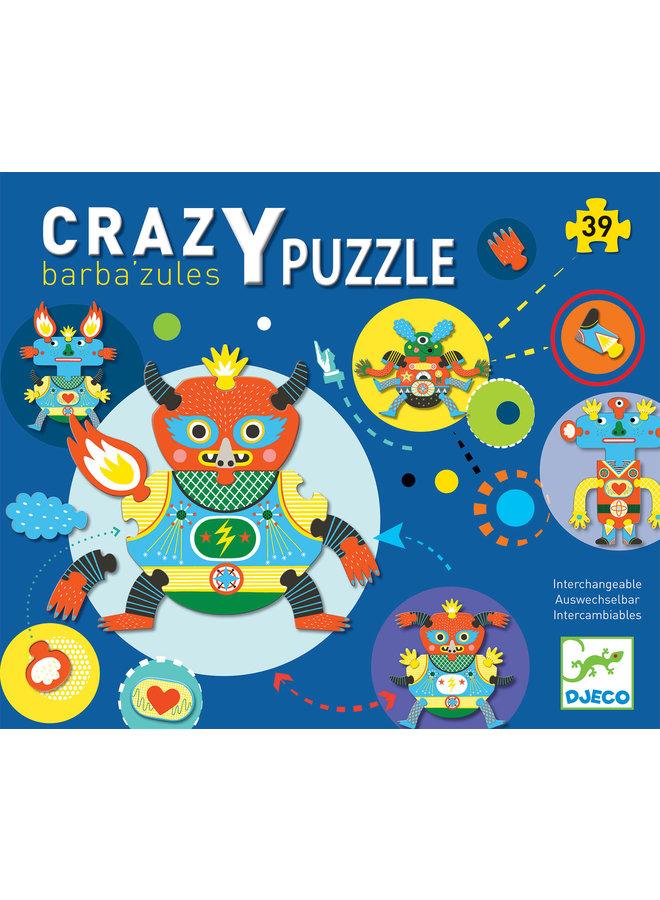 Crazy Puzzle - Barbazulon - DJ07119