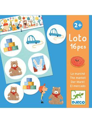 Loto The Market - DJ08125