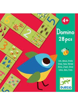 Djeco Domino een, twee, drie - DJ08168