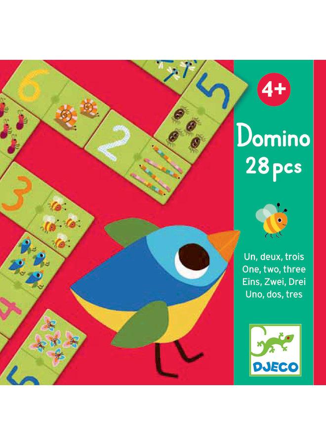 Domino een, twee, drie - DJ08168